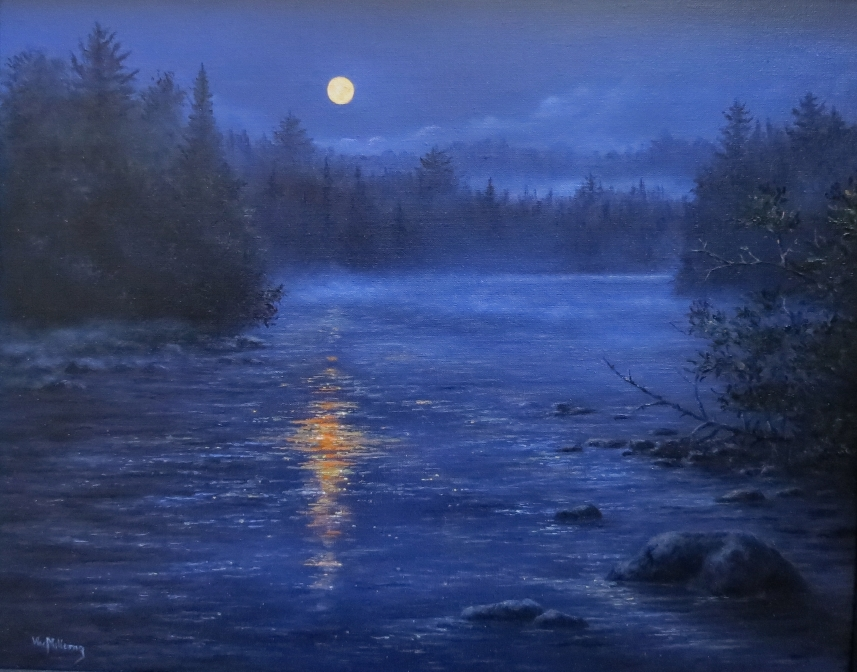 Moon River (SOLD)